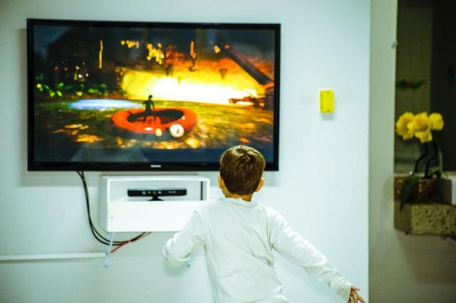 game televisie