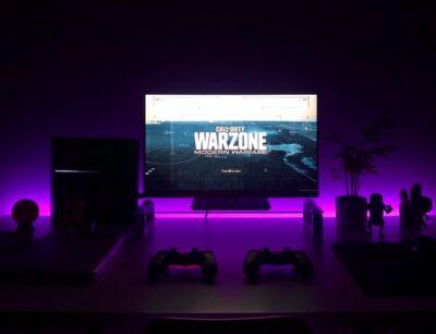 gaming televisie