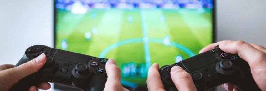 gaming televisie fifa